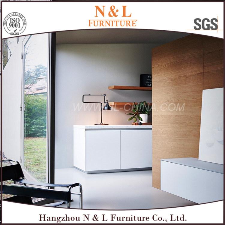 2017 New Style Kitchen Cabinet Design Wood Kitchen Furniture