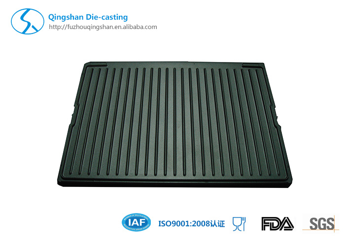 Die Casting Non-Stick Comal & Griddle Waffle Cake Pan