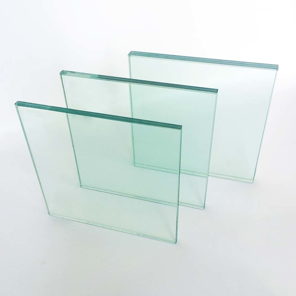 Flat Laminated Double Glazing Glass for Curtain Wall