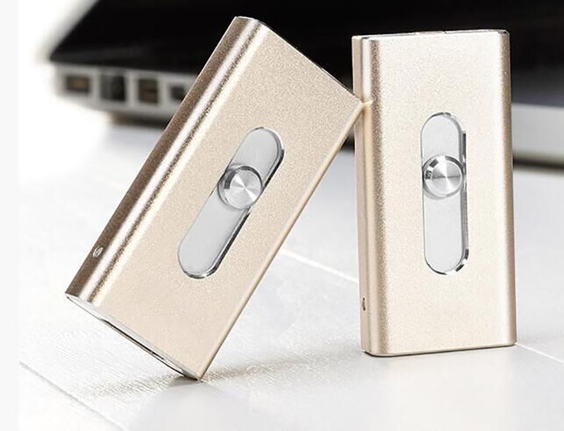 3 in 1 USB3.0 Pendrive for iPhone iPad Mac PC