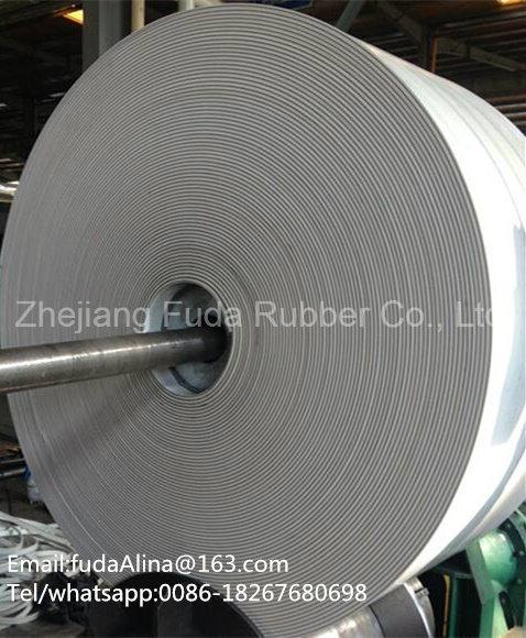Cheap Food Grade White Rubber Conveyor Belt