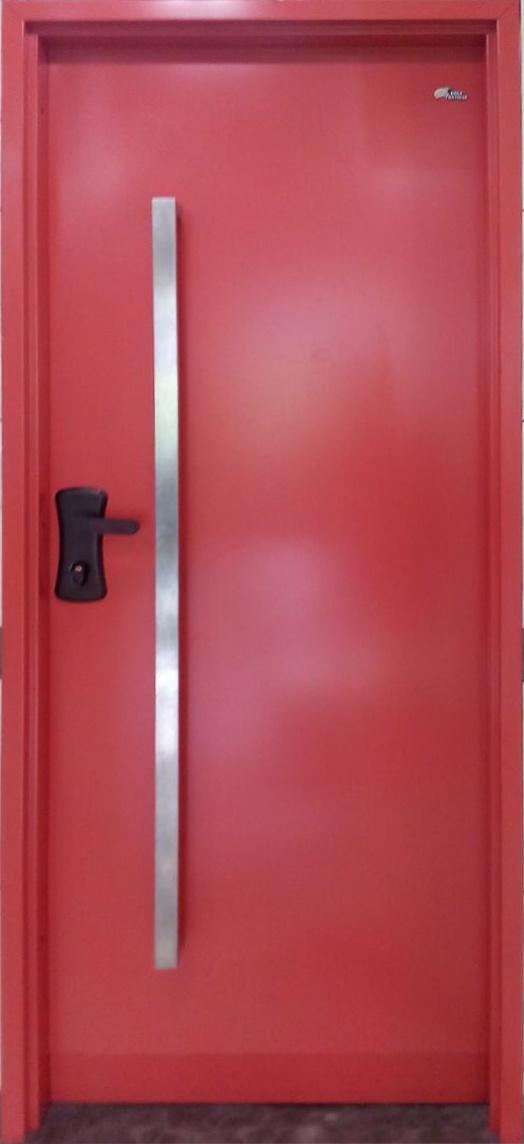 Israel Secuiry Steel Decorative Door
