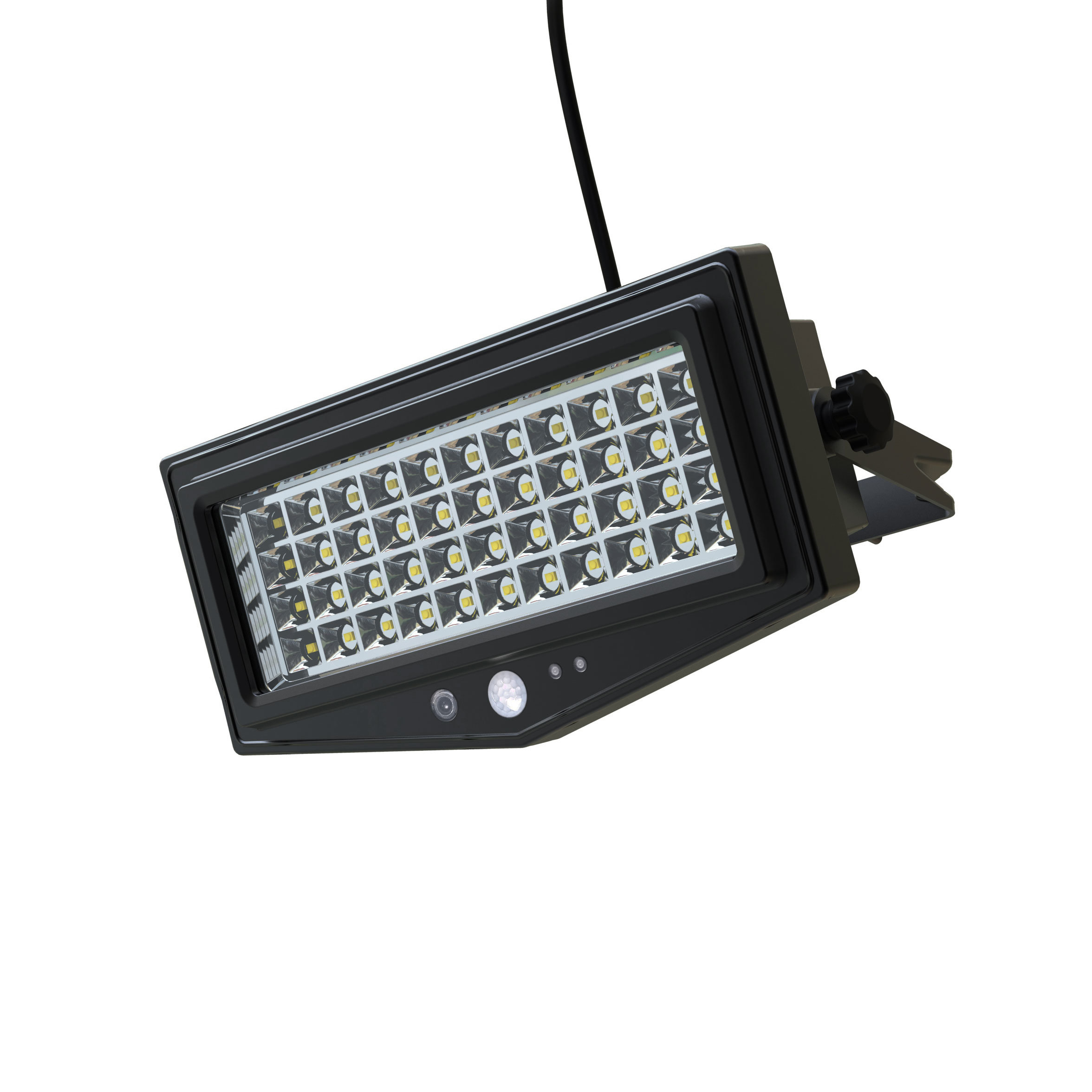 10W Remote Control Solar PIR Security Light IP 65