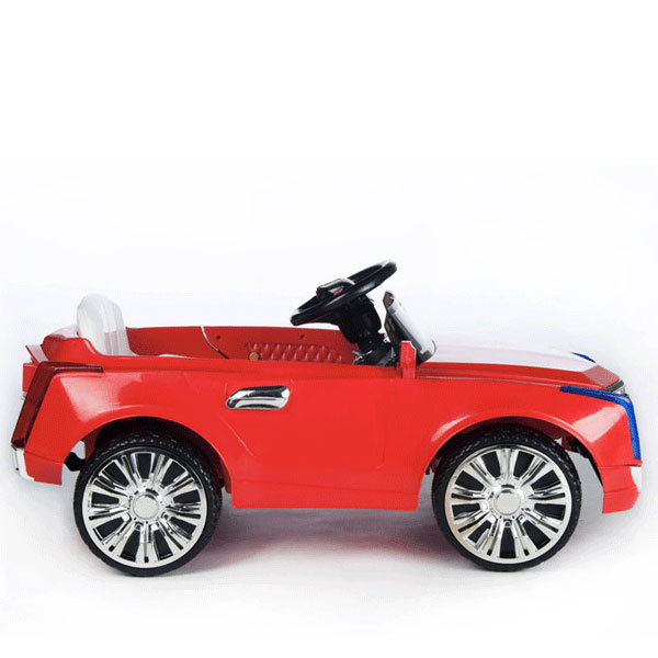 Electric Ride-on Baby Toy Car- Remote Control Red