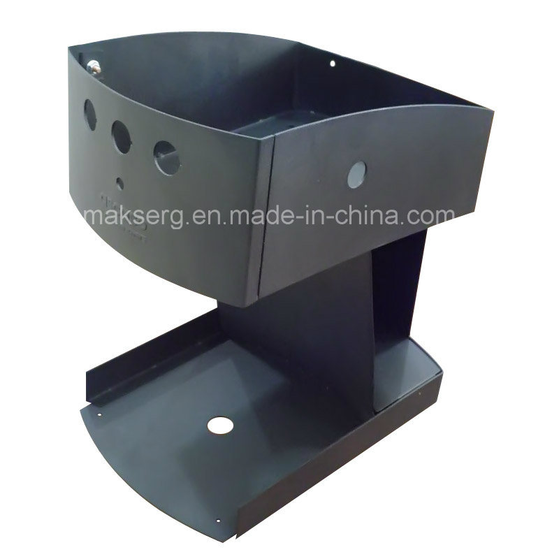 Sheet Metal Fabrication for Coffee Machine Enclosure