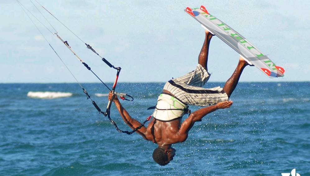 Control Bar for Kitesurfing, Kite Surfboard