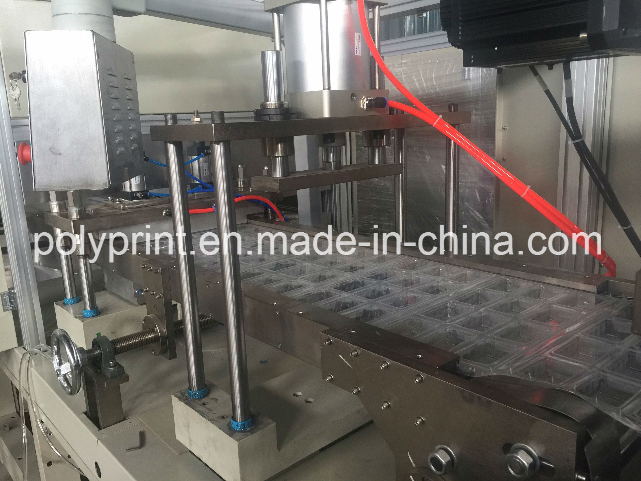 PP Lid Making Machine Thermoforming Machine