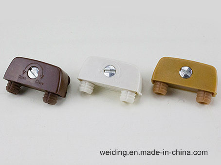 Plastic Furniture Hardware Cabinet Connector