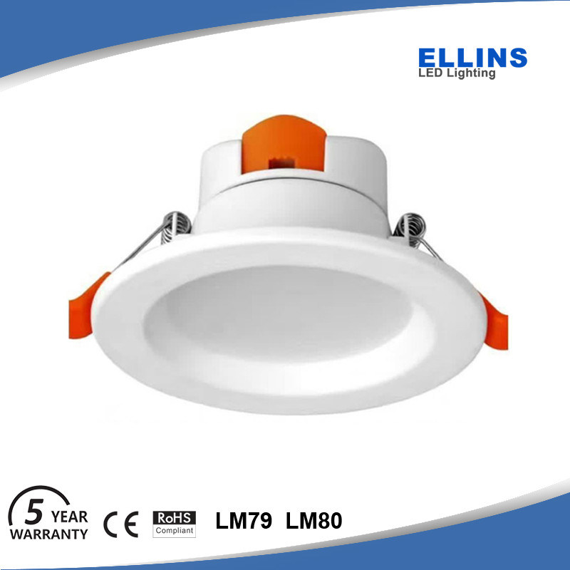 SMD LED Recessed Downlight Ceiling Light 7W 9W 12W 15W 18W 24W 1-10V Dimmable
