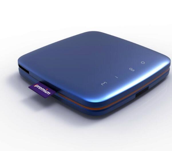 Android Smart TV Box 64-Bit Processor 1GB RAM+ 8GB ROM