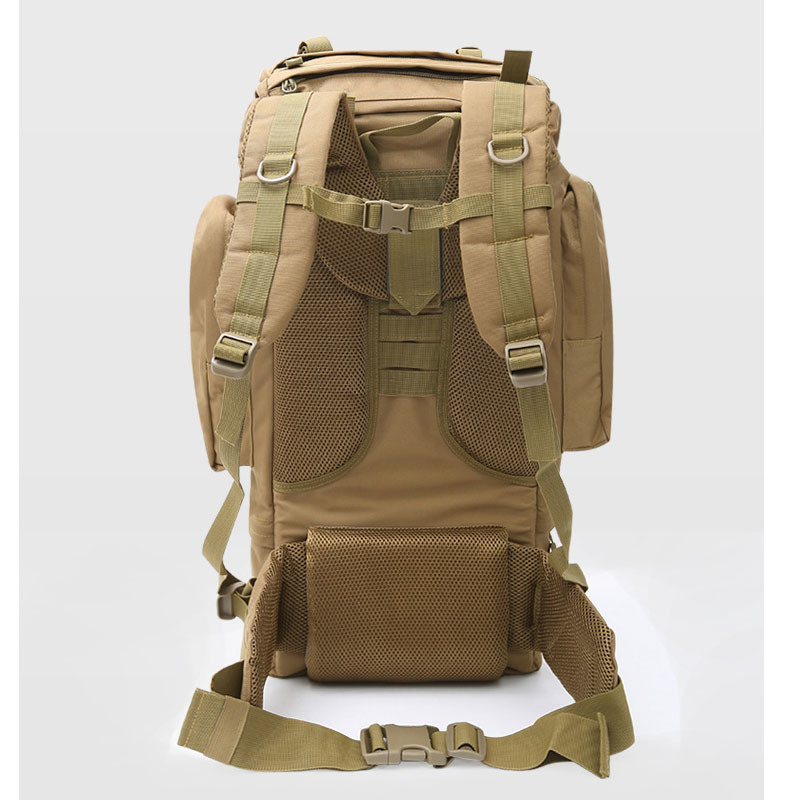 70L Army Style Outdoor Backpack for Hiking