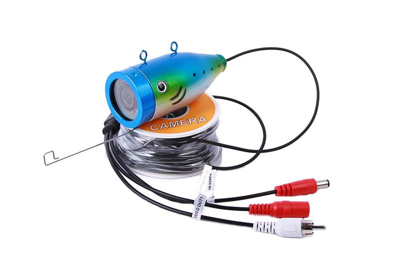 Underwater Fishing Camera 7′′ Digital Screen 15-80m Cable 7LS