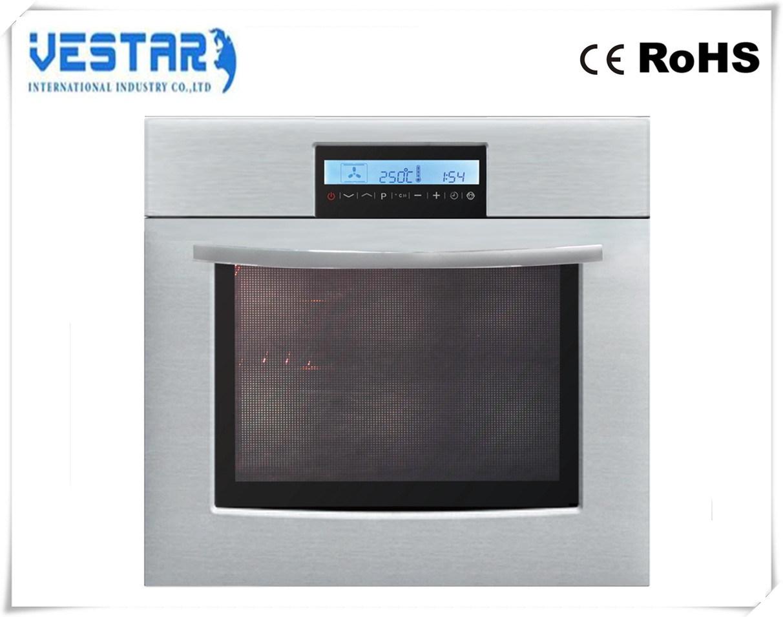 Vestar Built-in Oven Gas with Black Color for Sale
