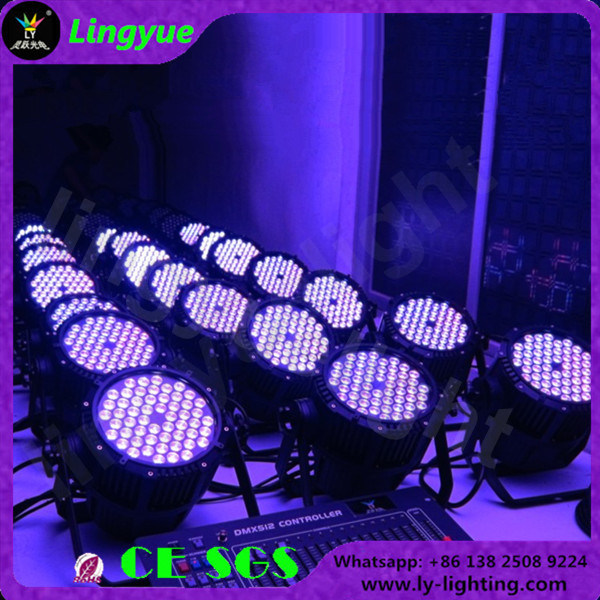 54X3w RGB 3in1 Outdoor Water Proof Stage Light LED PAR