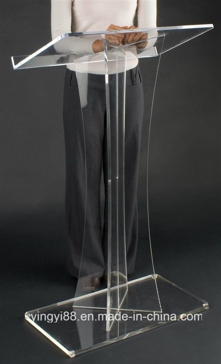Hot Selling Acrylic Conference Podium for Sale
