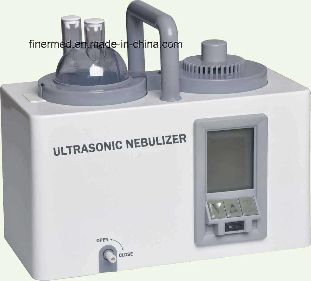 LCD Display Digital Ultrasonic Nebulizer