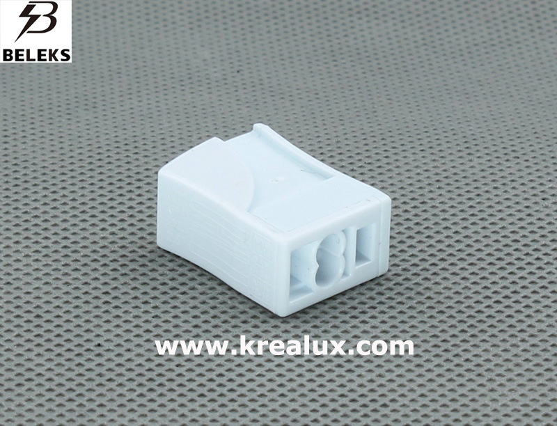 2-Conductor Lighting Connector (P03-200/9)