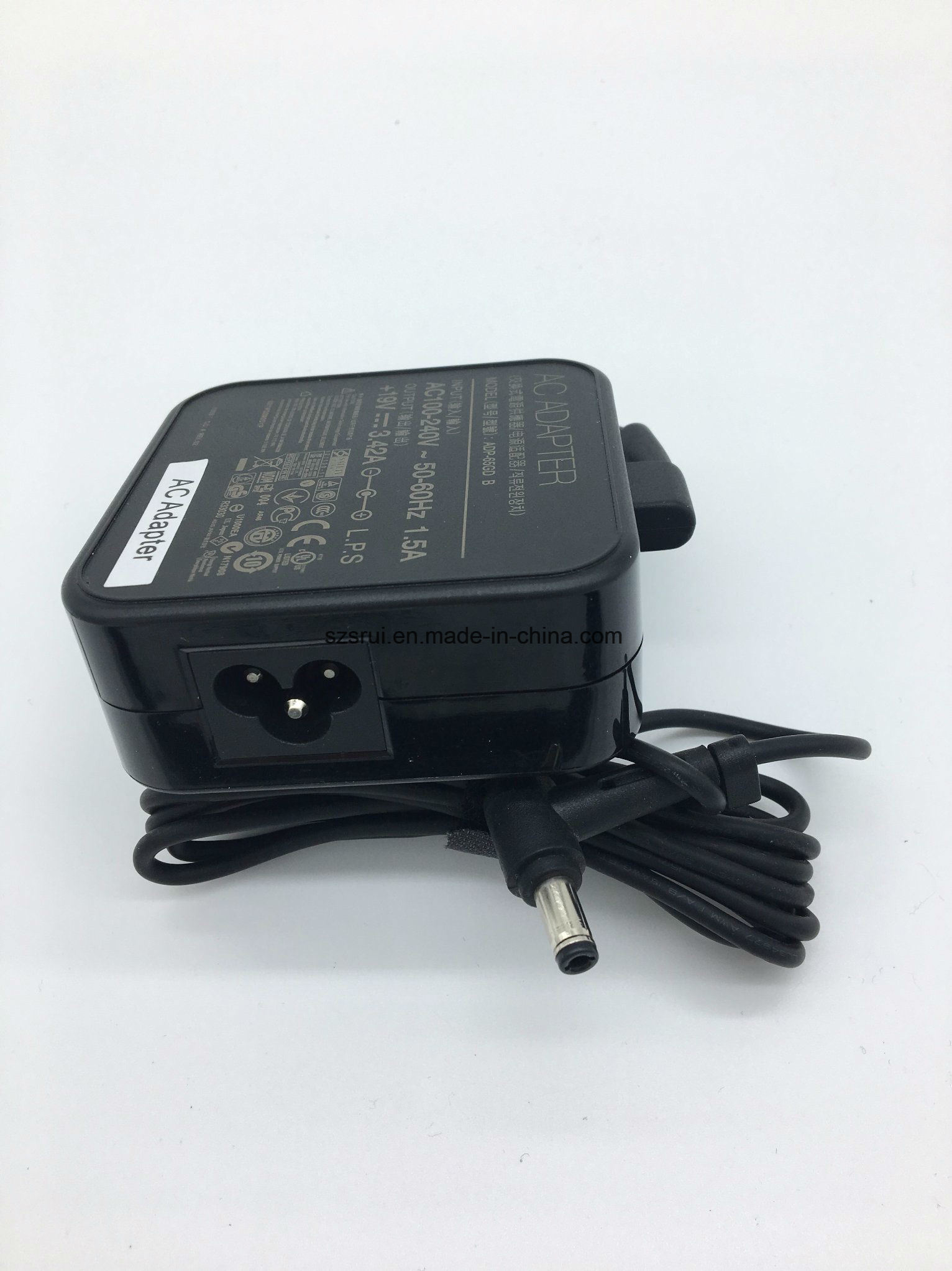 Power Adapter for Asus Square 19V-3.42A 5.5*2.5mm