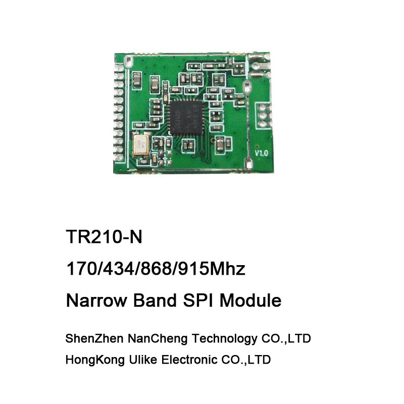 Cc1120 868MHz Narrowband Transceiver Module RF Module Transceiver Module