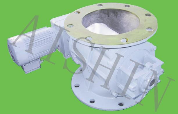 Rotary Valve of Standard Type (Direct Drive)
