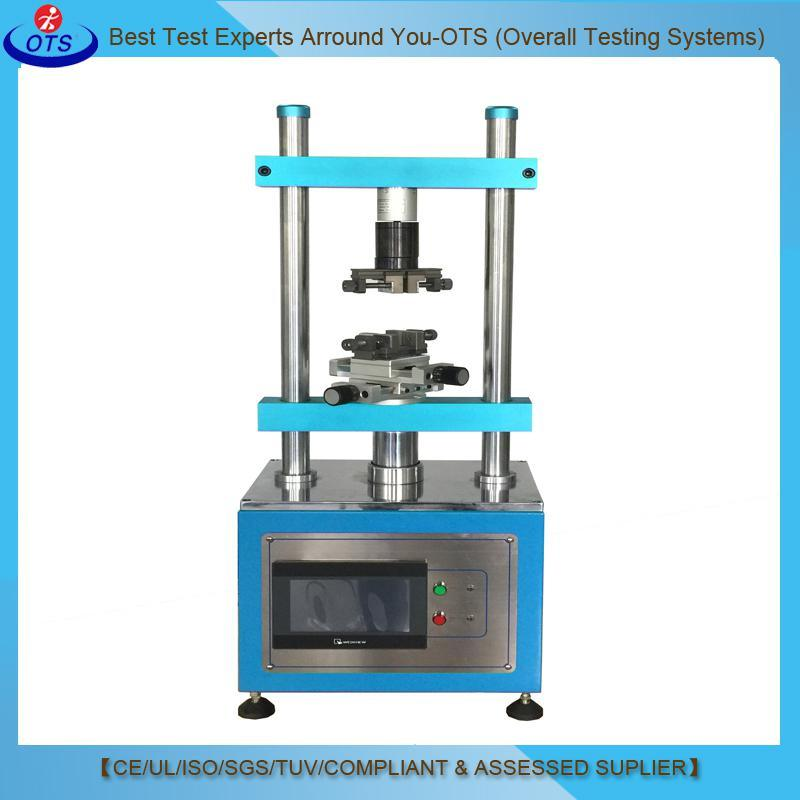 Lab Computer Automatic Push Pull Insertion Force Tensile Testing Machine