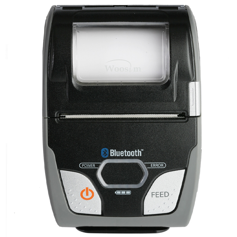 Woosim Wsp-R240 58mm Ios Mini Mobile Bluetooth Thermal Receipt Printer