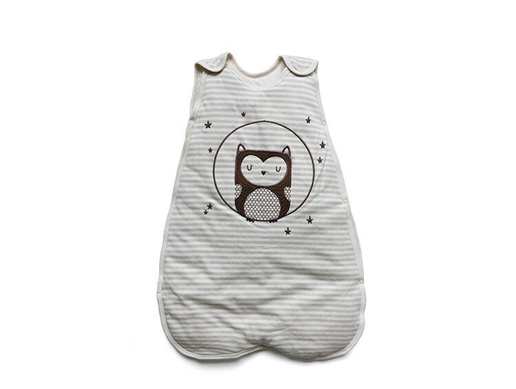 Warm Winter Baby Sleeping Bag Made From China with Gots Certification