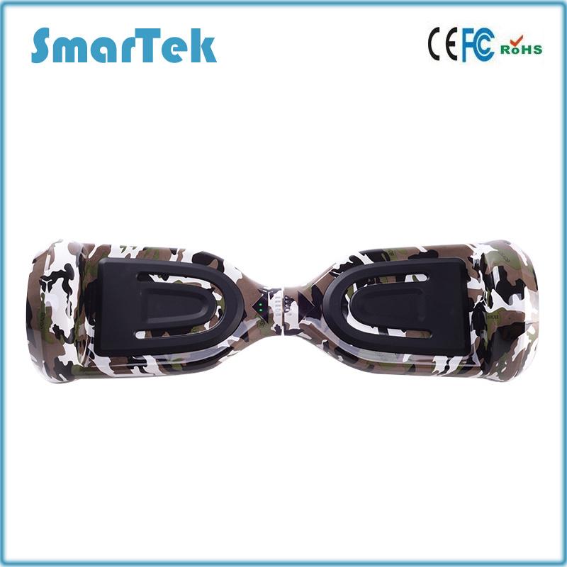 Smartek Smart Scooter -Smartek New Model Very Cute Appearance 6.5inch 2 Wheels Smart Self Balance Electric Skateboard Scooters Patinete Electrico S-006