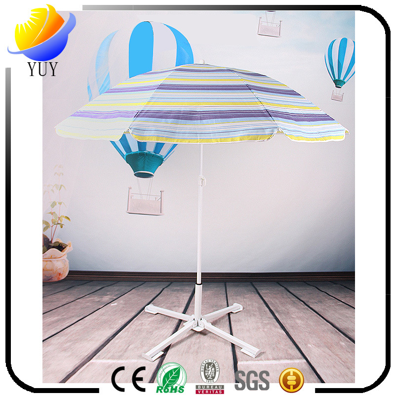 Super Light Three Folding Manual Open Pencil Umbrella (Beach Umbrella or Promotional Umbrella, Gift Umbrella, Advertising Umbrella)