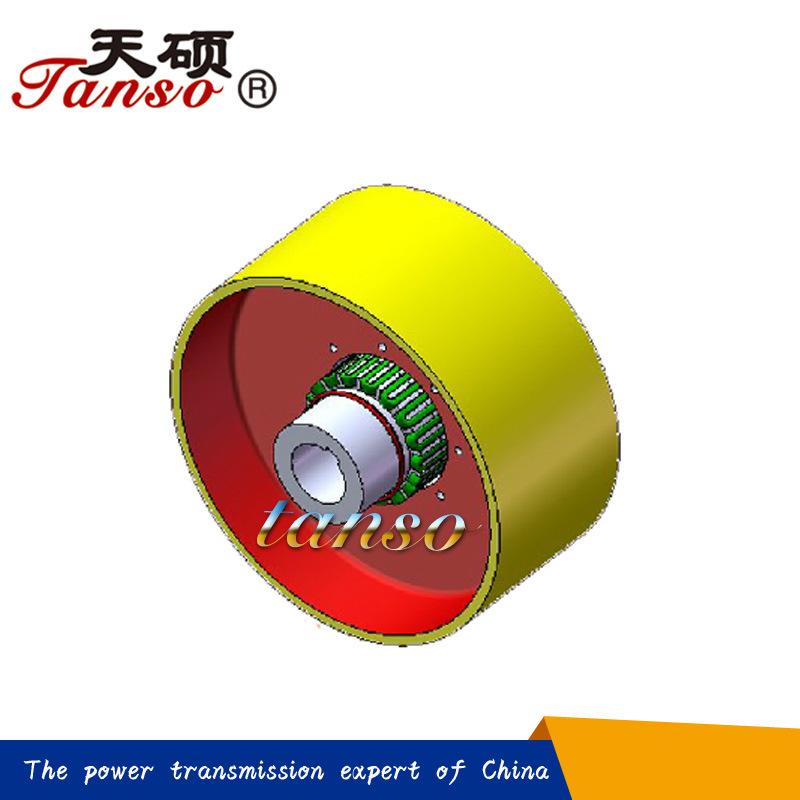Trustworthy China Supplier Grid Brakewheel Shaft Coupling