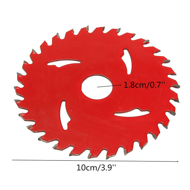 Carbide Tipped Tct Wood Cutting Circular Cutting Saw Blade