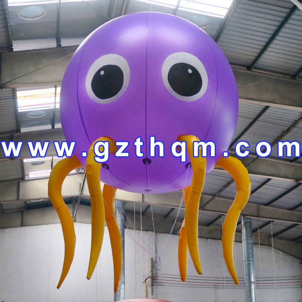 Inflatable Balloon Advertising for Promotional/0.55mm PVC Inflatable Floating Advertising Balloon