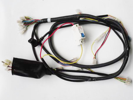 Custom Electrical Wire Harness for Household