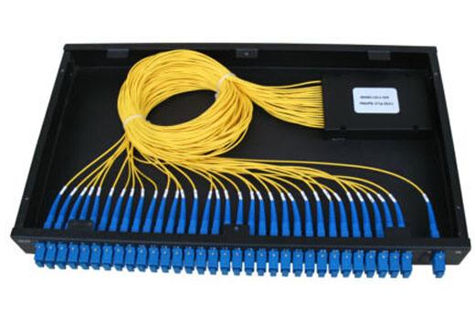 1X16 Sc/APC Fiber Optic Splitter 1*16 Sc/Upc