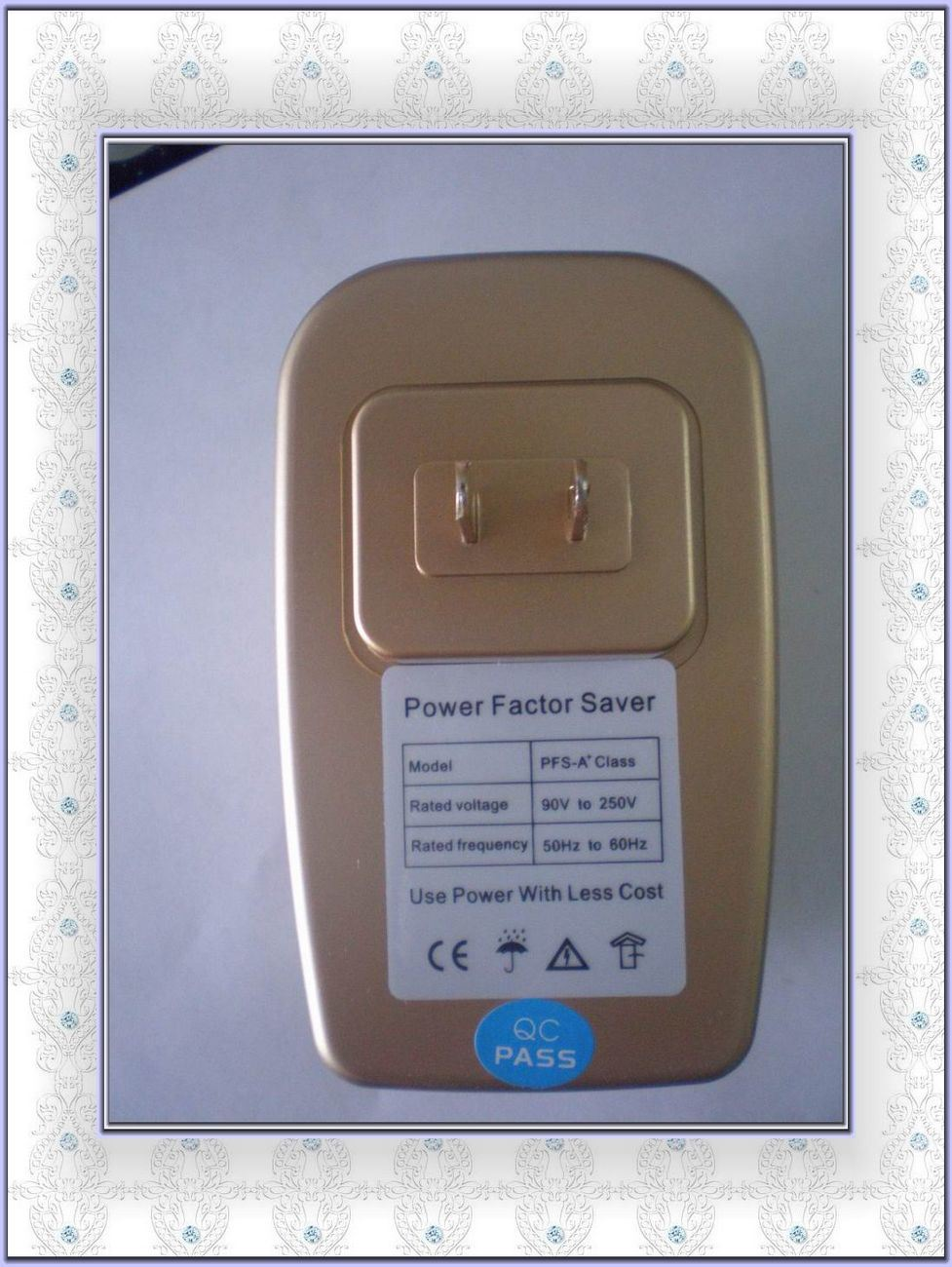 Power Factor Saver (PS-001)