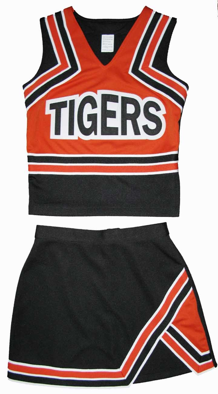 Custom Cheerleading Uniforms (U90305)