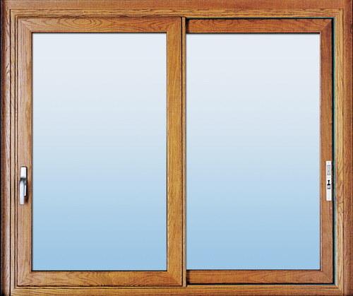 China aluminum wooden sliding windows china aluminum for Wood replacement windows manufacturers