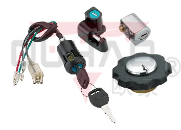 Motorcycle Spare Part --Set Lock (GN125)