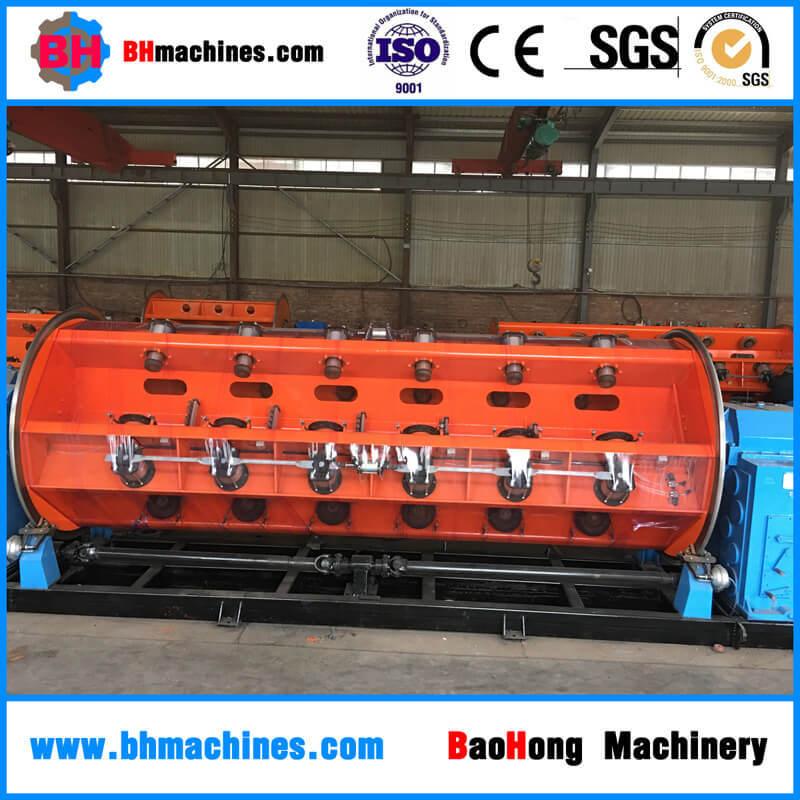 (630/1+6+12+18+24) High Speed Rigid Strander Machine
