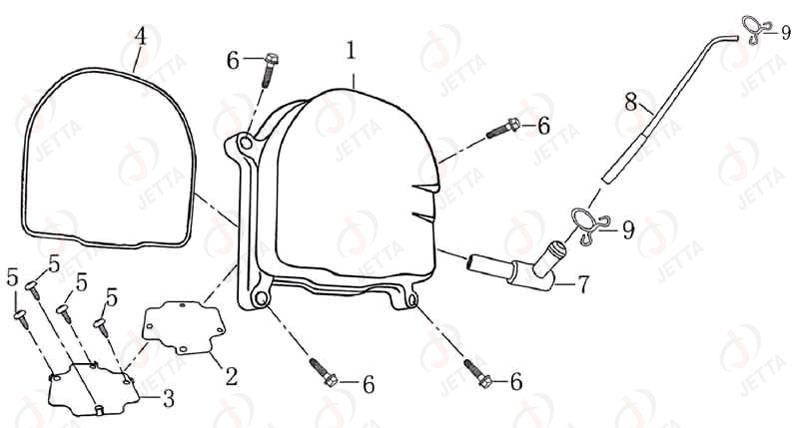 smart meters components diagram