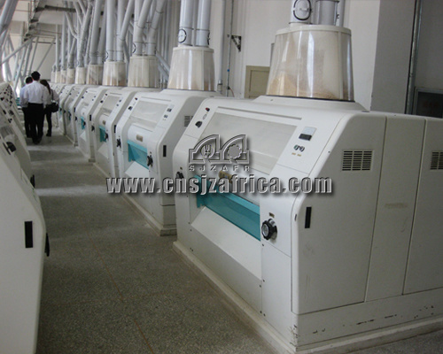 Chinese Top Quality Wheat Flour Mill