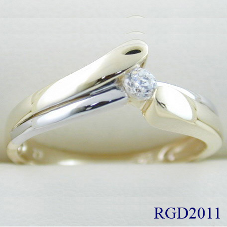 10K Gold Diamond Ring (RGD2011)