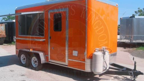 Mobile Catering Truck Rental - Mobile Catering Truck for Rent
