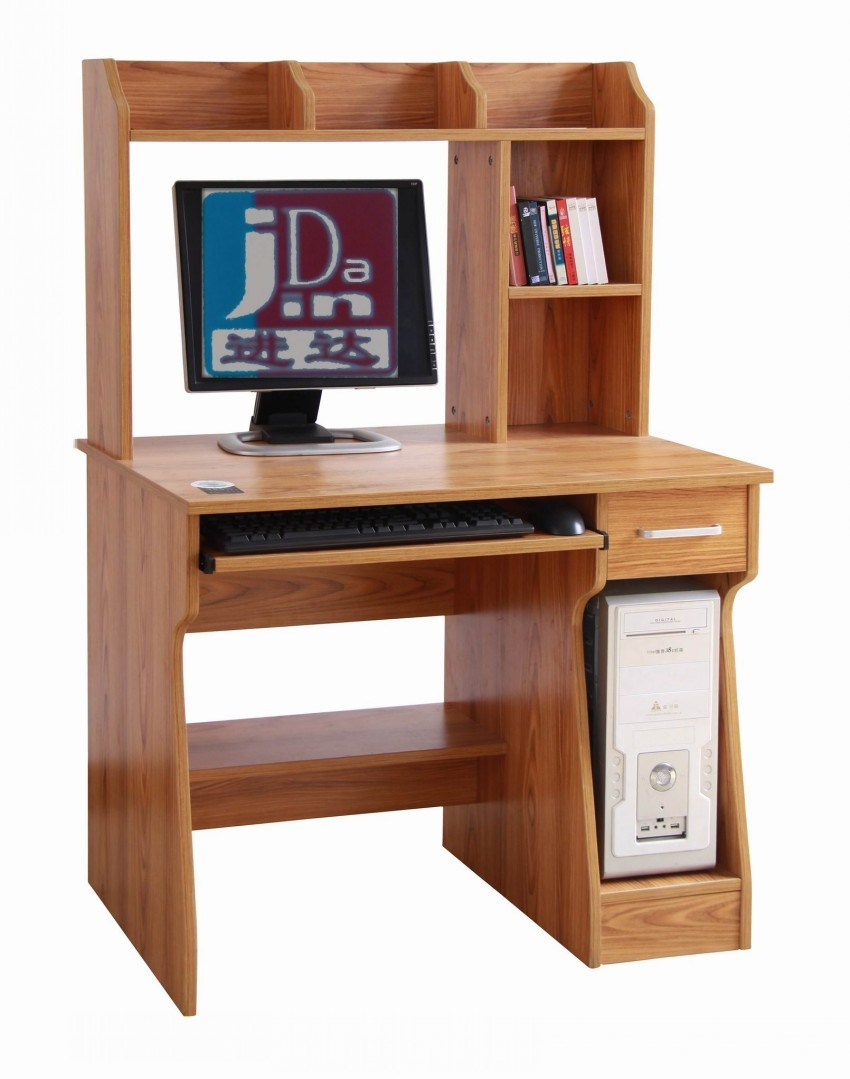 China Wood Computer Desk Computer Table Sdk 8812