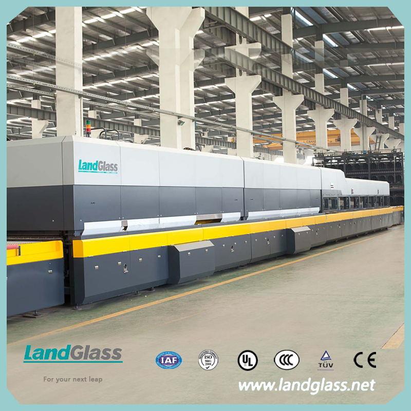 Landglass Electric Heating Glass Tempering/Toughening Furnace Machine