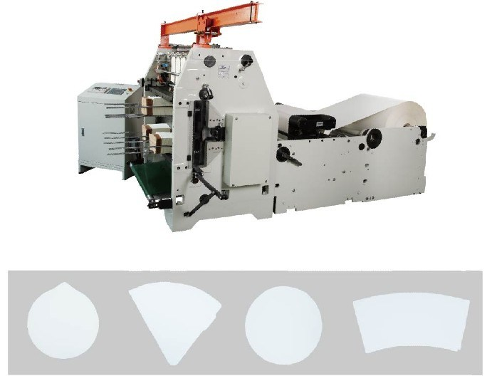 Automatic Paper Punching Machine (CC650)