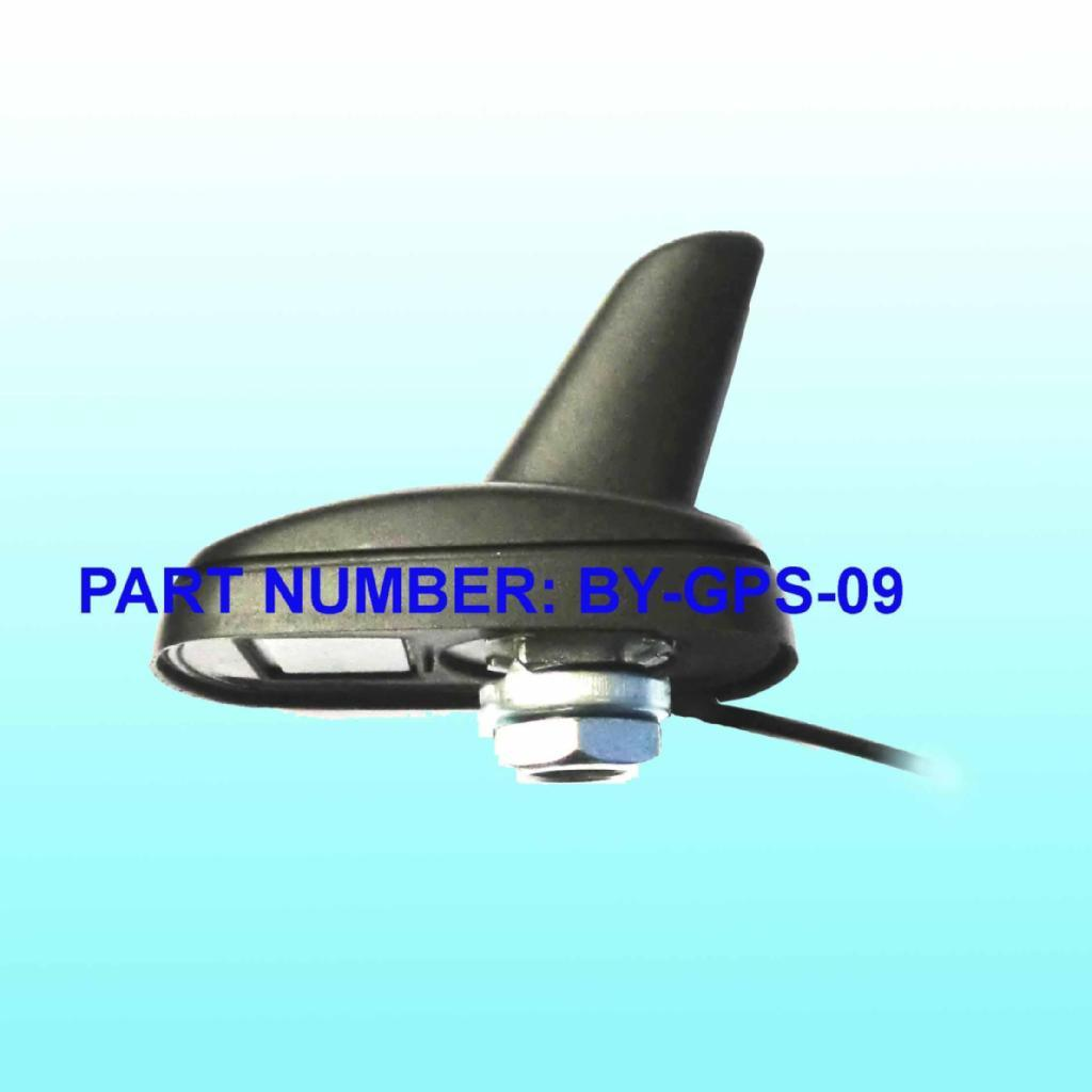Magnetic Shark Fin Active GPS Antenna