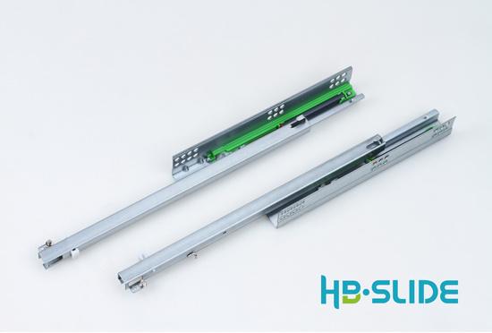 Ball Bearing Slide,Conceal Slide,Drawer Slide (CS802SN)