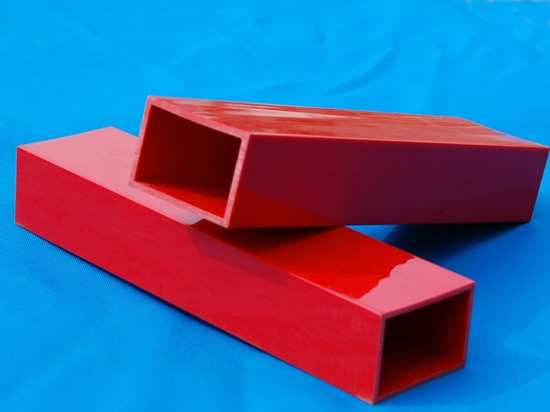 China pvc extrusion plastic profile rohs