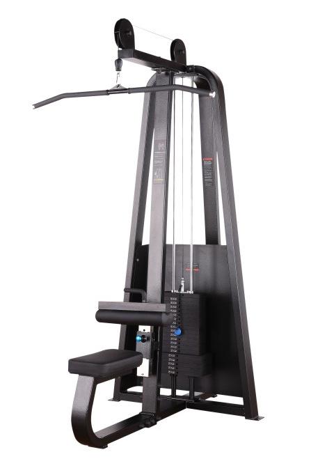 precor lat pulldown machine